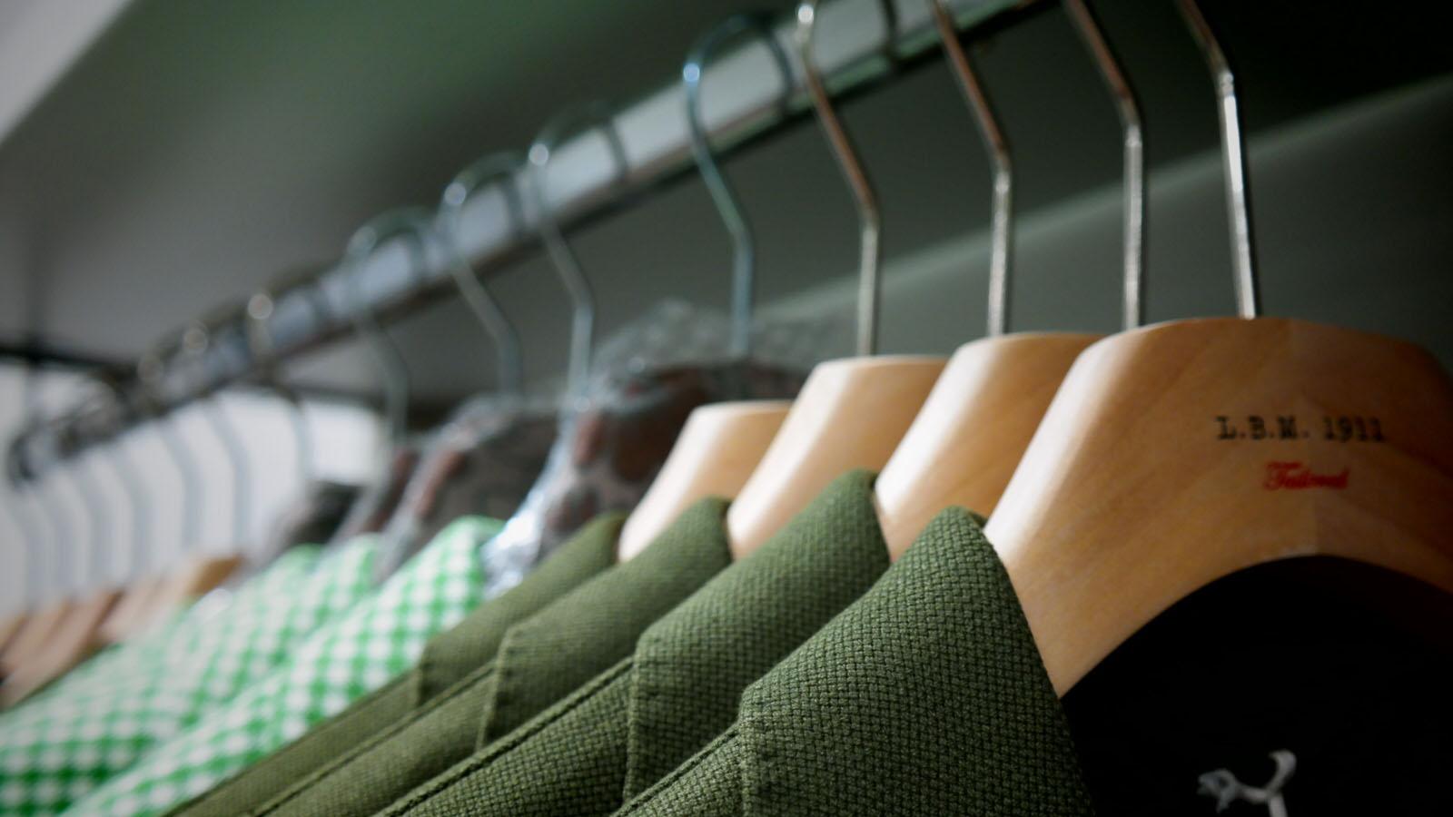 Software per l'abbigliamento