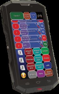 palmare-comande-progetto software